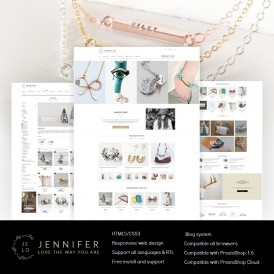 Jennifer - Beauty Prestashop Theme