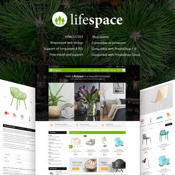 LifeSpace - Furniture Store