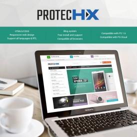 Protechx - Electronic Prestahop Theme
