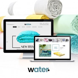 Water Pillow & Mattress Prestashop