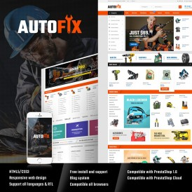 Autofix - Tools Prestashop Theme