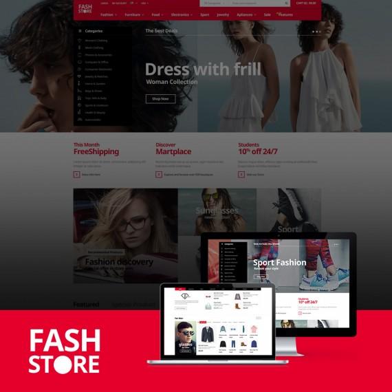 FashStore - Suppermarket