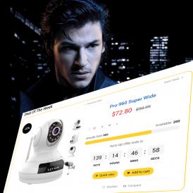 Hurry Up! Hot Deals Count Down Prestashop 1.7 Module