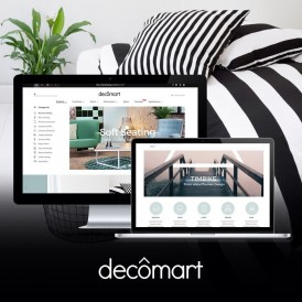 Decomart - Furniture Prestashop Theme