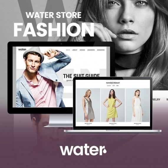 Electronic Store Prestashop Theme