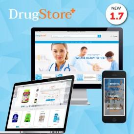 DrugStore- Bio Medical Prestashop Theme