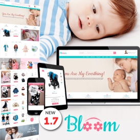 MomBaby & Kids Prestashop Theme