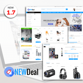 New Deal Prestashop 1.7 Theme