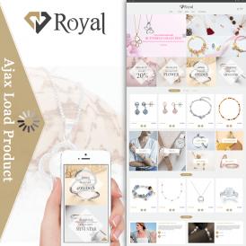 Royal Jewelry & Accessories Prestashop Theme